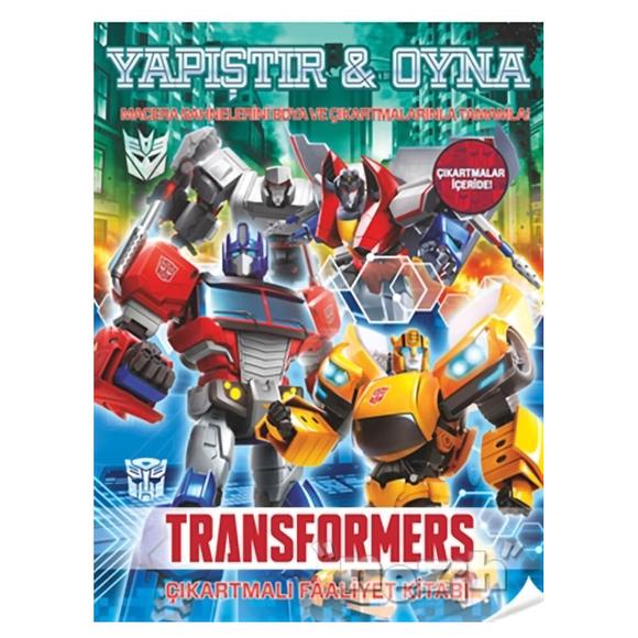 Transformers - Yapıştır ve Oyna