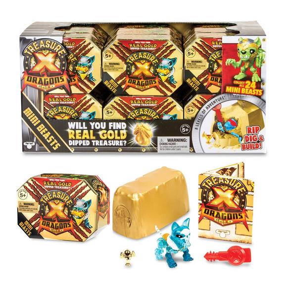 Treasure X Mini Sürpriz Paket CDU18-41512 Trr07000