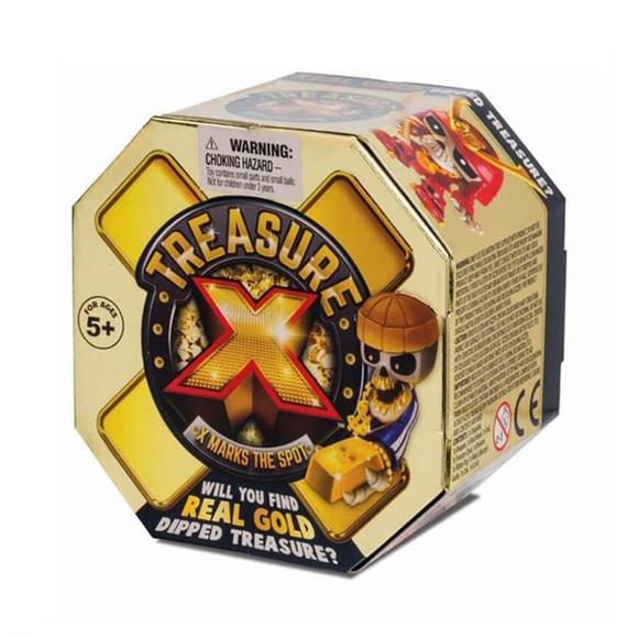Treasure X Sürpriz Paket CDU18