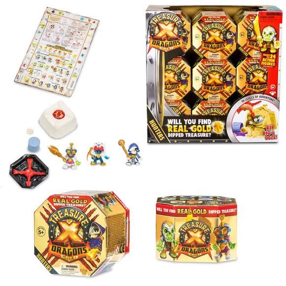 Treasure X Sürpriz Paket S2 CDU18-41507 Trr05000