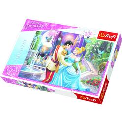 Trefl Disney Prensesleri Ayışında Dans 200 Parça Puzzle 13224 - Thumbnail