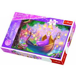 Trefl Hayalperest Prenses 100 Parça Puzzle 16320 - Thumbnail