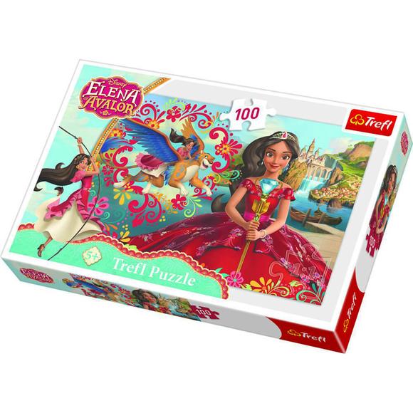 Trefl Prenses Elena Avalor'un Sihri 100 Parça Puzzle 16321