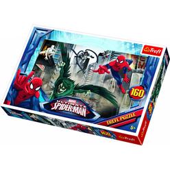 Trefl Spiderman 160 Parça Puzzle 15319 - Thumbnail