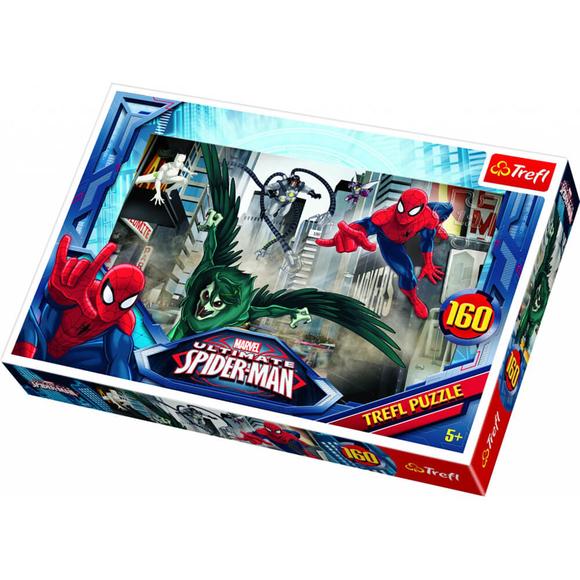 Trefl Spiderman 160 Parça Puzzle 15319