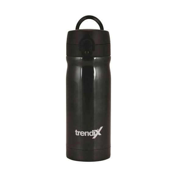 Trendix Çelik İçli Matara 350 ml Siyah U1800-SL