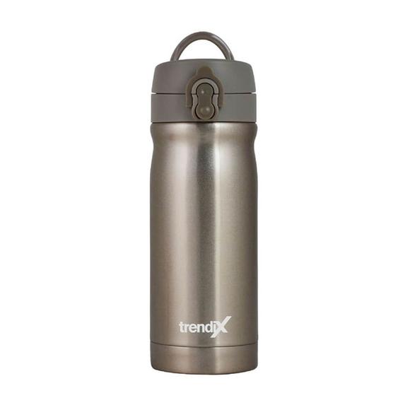 Trendix Çelik İçli Matara 350 ml Sütlü Kahve U1800-SK