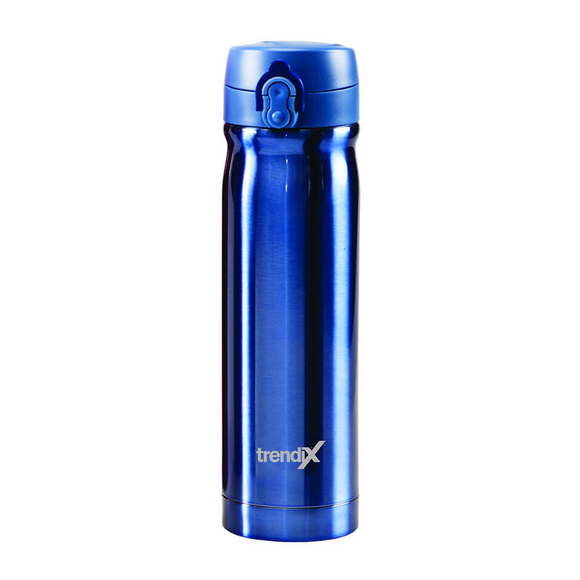 Trendix Çelik İçli Matara 500 ml Mavi U5000-MA