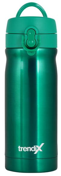 Trendix Çelik Termos 350 ml Neon Yeşil U1800-NY