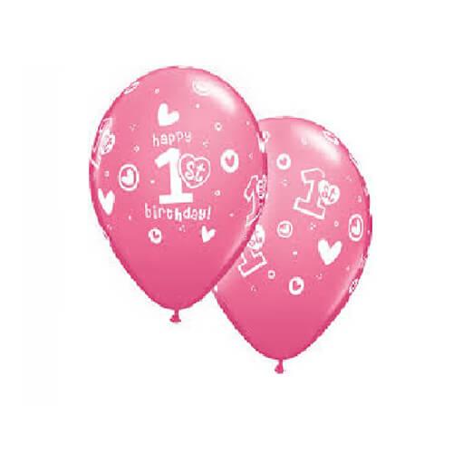 Trio Balon Bir Yaş 10'lu MNB051