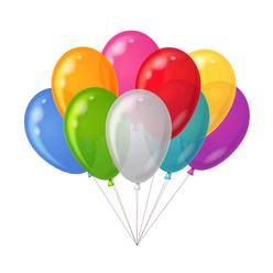 Trio Balon Floresan 50'li MNB012 - Thumbnail