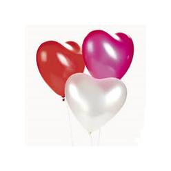 Trio Balon Kalp 8'li MNB058 - Thumbnail