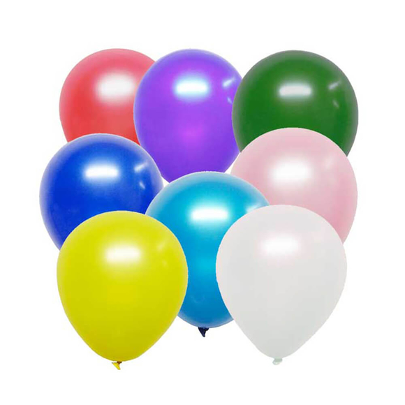 Trio Balon Metalize 15'li MNB091