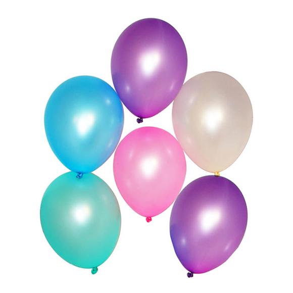 Trio Balon Metalize 8'li MNB060