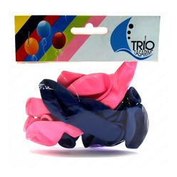Trio Yıldızlı Balon 8'li MNB010 - Thumbnail
