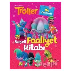 Troller - Neşeli Faaliyet Kitabı - Thumbnail