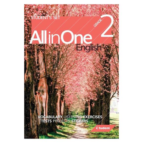Tudem 2. Sınıf Grade Englısh All In One