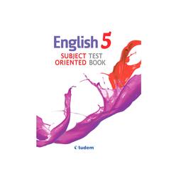 Tudem 5. Sınıf İngilizce Kazanım Odaklı Soru Bankası - Thumbnail