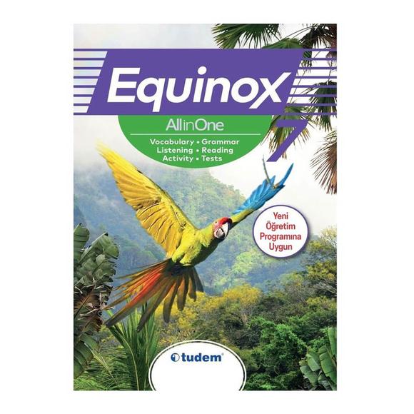Tudem 7. Sınıf Equinox All In One