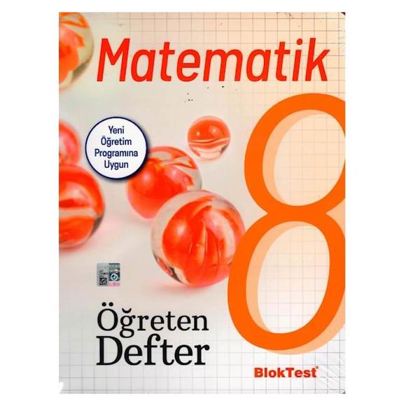 Tudem 8. Sınıf Bloktest Matematik Öğreten Defter