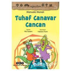 Tuhaf Canavar Cancan - Thumbnail