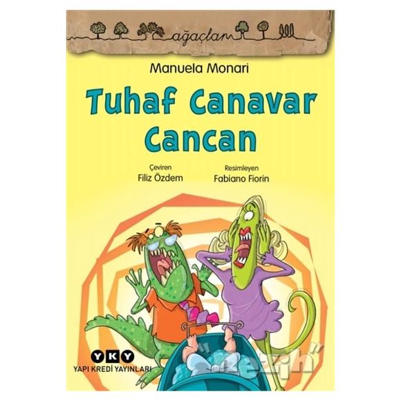 Tuhaf Canavar Cancan