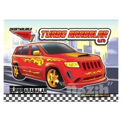 Turbo Arabalar 4x4 - Süper Arabalar - Thumbnail