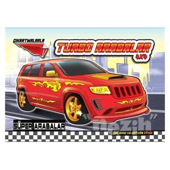 Turbo Arabalar 4x4 - Süper Arabalar