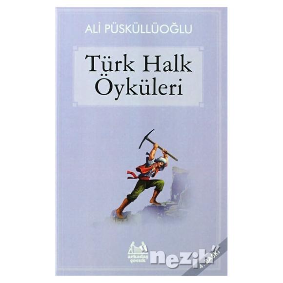 Türk Halk Öyküleri
