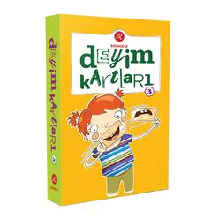 Türkçe Deyim Kartları 3 - Thumbnail