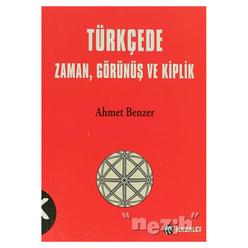 Türkçede Zaman, Görünüş ve Kiplik - Thumbnail