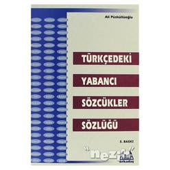 Türkçedeki Yabancı Sözcükler Sözlüğü - Thumbnail