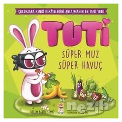 Tuti - Süper Muz Süper Havuç - Thumbnail