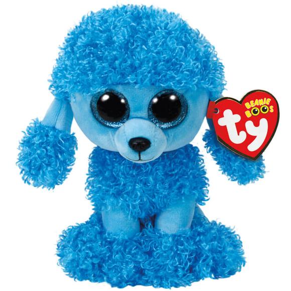 Ty Beanie Boo's Mavi Kaniş Köpek Peluş 36851