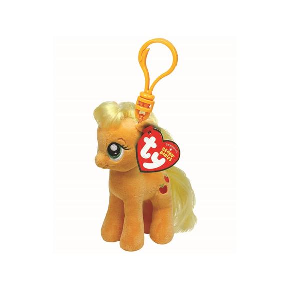 Ty My Little Pony Apple Jack Peluş Anahtarlık 13 cm 41101