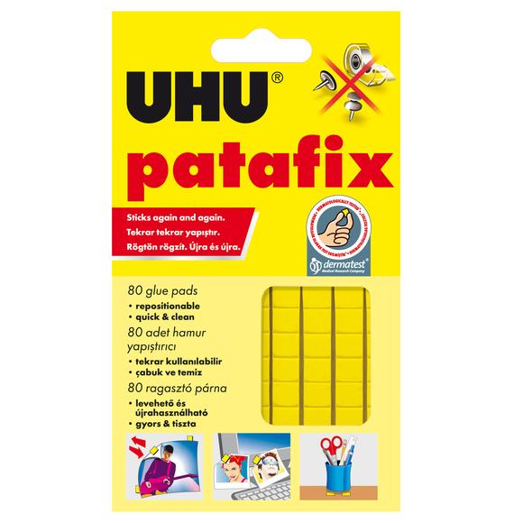 Uhu Patafix Sarı 50140