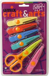 Umix Craft&Arts Makas ve 5 Yedek U1038DTB - Thumbnail
