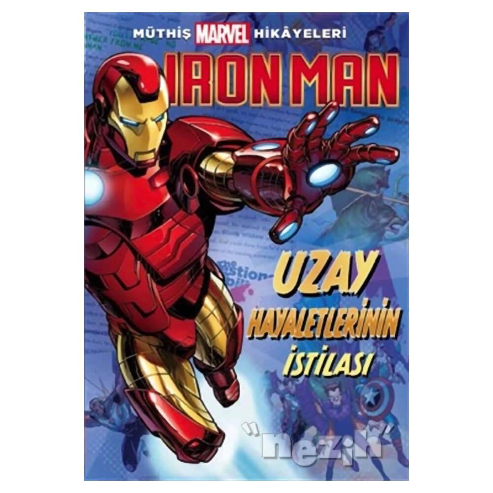 Uzay Hayaletlerinin Istilasi Iron Man Nezih
