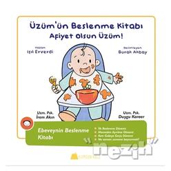Üzüm'ün Beslenme Kitabı - Afiyet Olsun Üzüm - Thumbnail