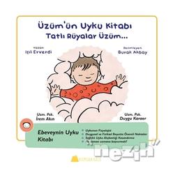 Üzüm'ün Uyku Kitabı - Tatlı Rüyalar Üzüm - Thumbnail
