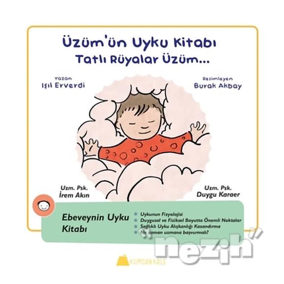 Üzüm'ün Uyku Kitabı - Tatlı Rüyalar Üzüm