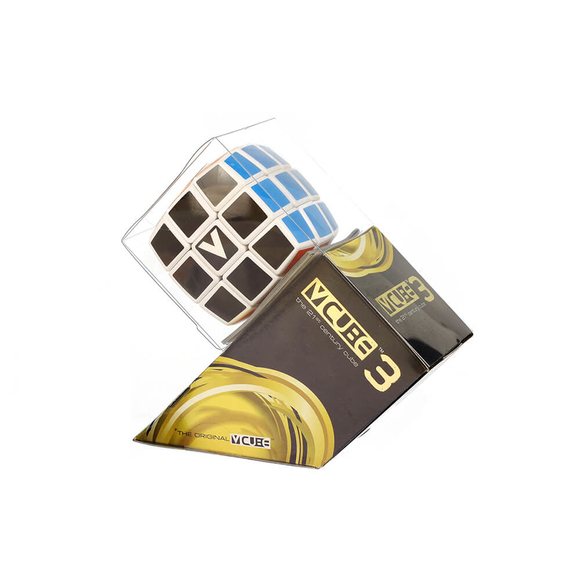 V-Cube 3x3 Yastık Zeka Küpü Beyaz