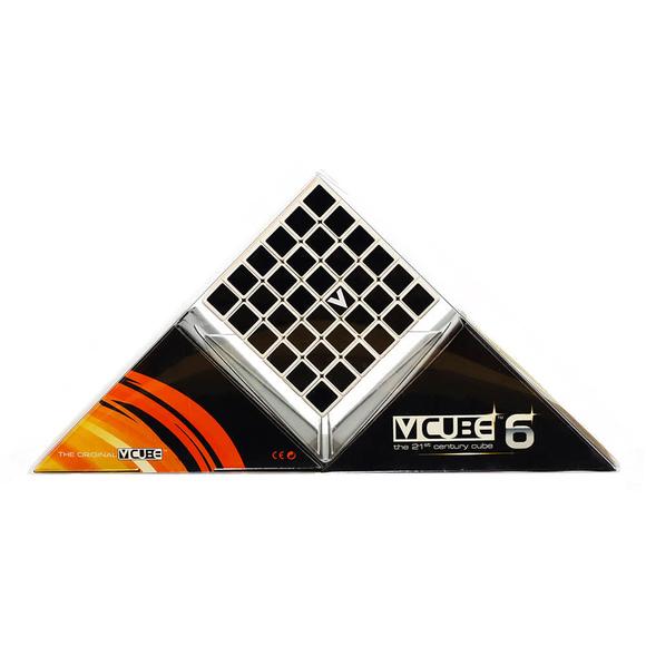 V-Cube 6x6 Klasik Zeka Küpü Beyaz