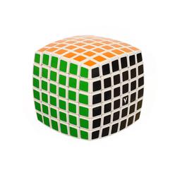 V-Cube 6x6 Yastık Zeka Küpü Beyaz - Thumbnail