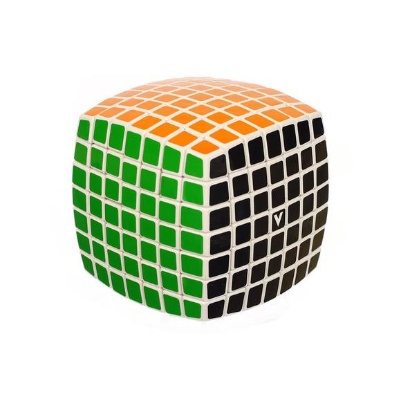 V-Cube 7x7 Yastık Zeka Küpü Beyaz