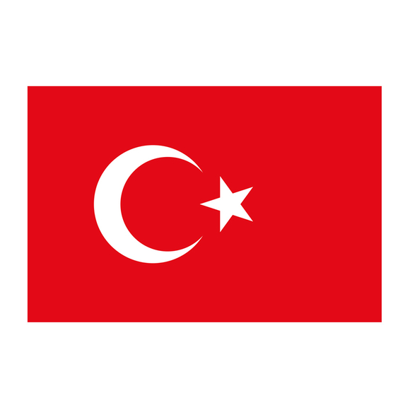 Vatan Türk Bayrağı 120x180 cm VT109