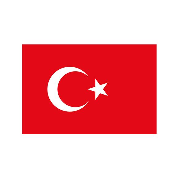 Vatan Türk Bayrağı 80x120 cm VT107