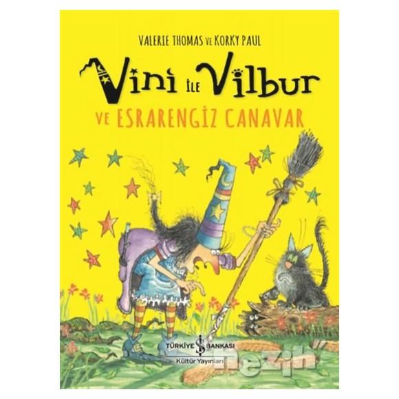 Vini ile Vilbur ve Esrarengiz Canavar