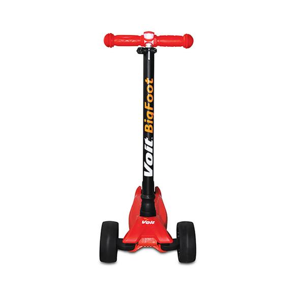 Voit Big Foot Işıklı Scooter Kırmızı 218C/021