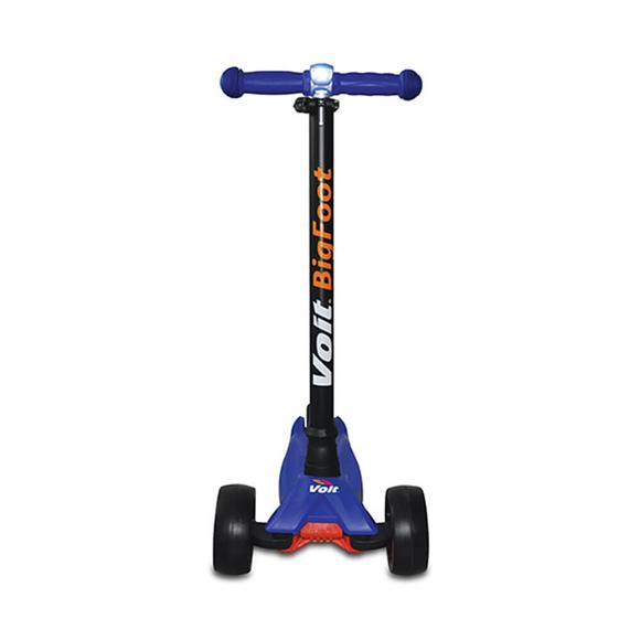 Voit Big Foot Işıklı Scooter Mavi 218C/034